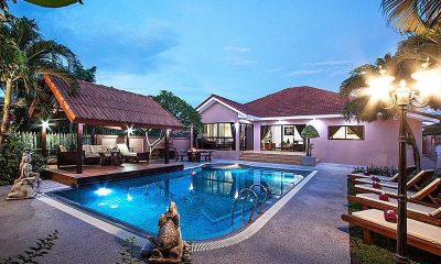 Baan Chatmanee Swimming Pool | Pattaya, Thailand