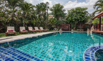 Baan Chatmanee Sun Beds | Pattaya, Thailand