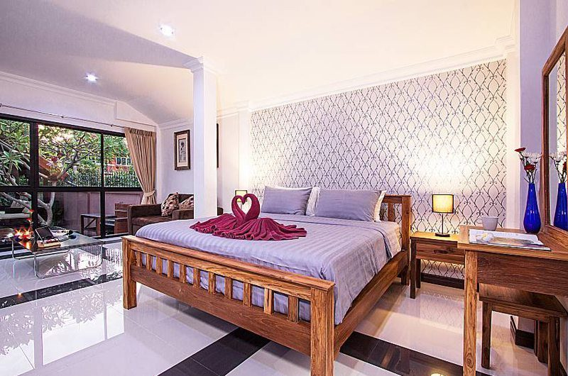 Baan Chatmanee Master Bedroom | Pattaya, Thailand
