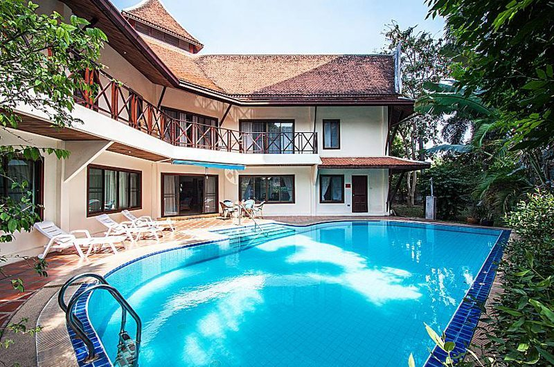 Baan Wat Swimming Pool | Pattaya, Thailand