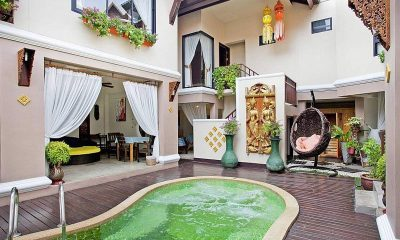 Jomtien Lotus Villa Swimming Pool | Pattaya, Thailand