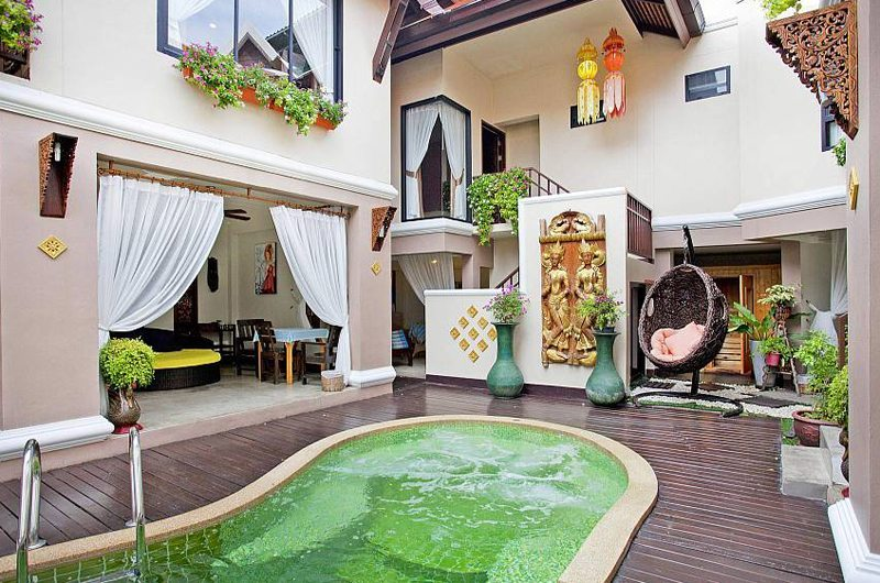 Jomtien Lotus Villa Swimming Pool | Pattaya, Thailand