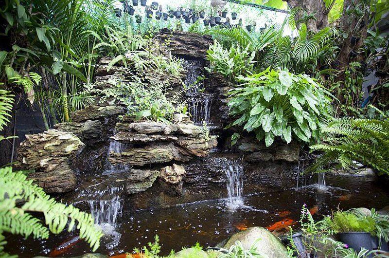 Jomtien Lotus Villa Pond | Pattaya, Thailand