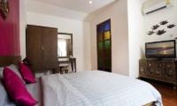 Jomtien Lotus Villa Bedroom | Pattaya, Thailand