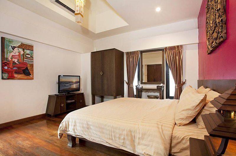 Jomtien Lotus Villa Bedroom One | Pattaya, Thailand