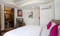 Jomtien Lotus Villa Master Bedroom | Pattaya, Thailand