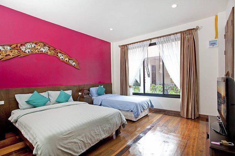 Jomtien Lotus Villa Twin Beds | Pattaya, Thailand
