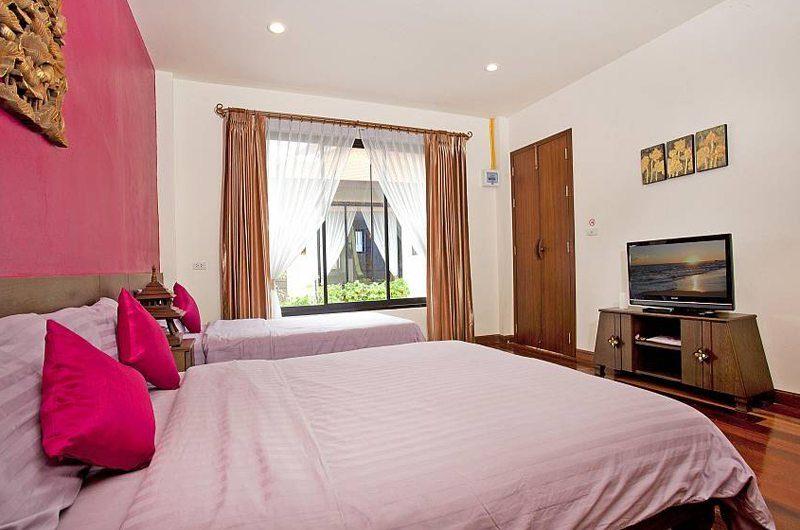 Jomtien Lotus Villa Twin Bedroom | Pattaya, Thailand