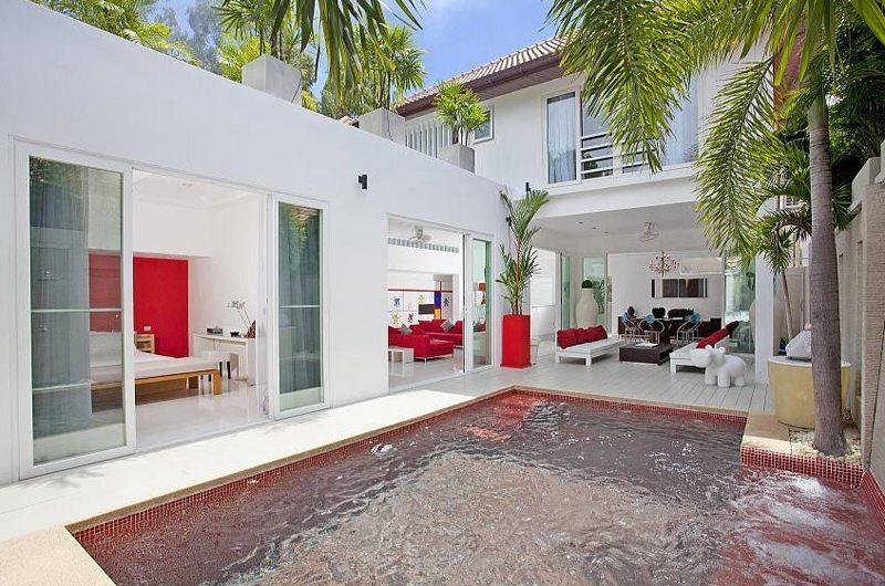 Majestic Design Villa Swimming Pool   Pattaya, Thailand