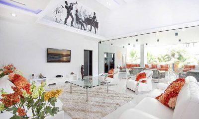 Royale Grand Villa Living Area | Pattaya, Thailand