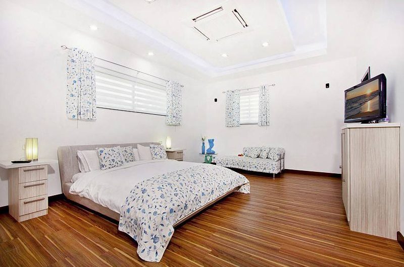 Royale Grand Villa Guest Bedroom One | Pattaya, Thailand