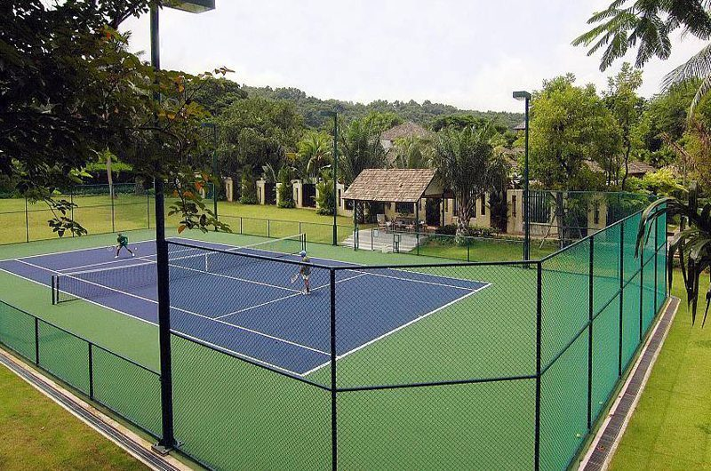 The Tamarind Tennis Court | Pattaya, Thailand