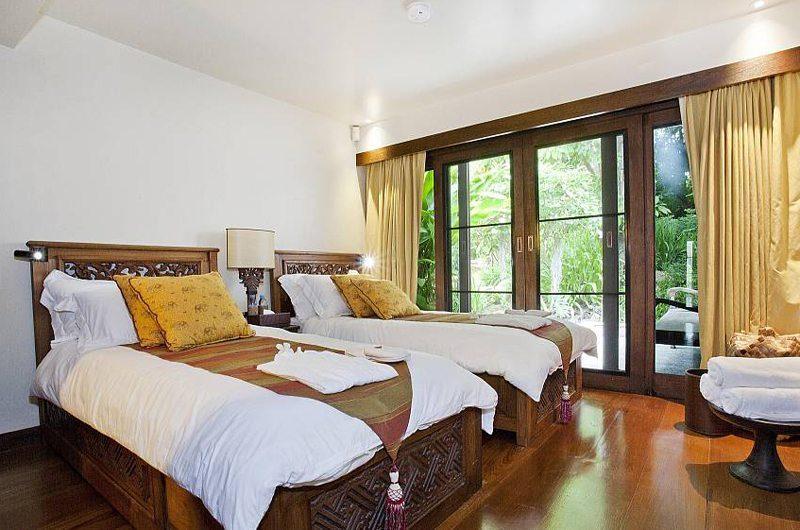 The Tamarind Twin Bedroom | Pattaya, Thailand