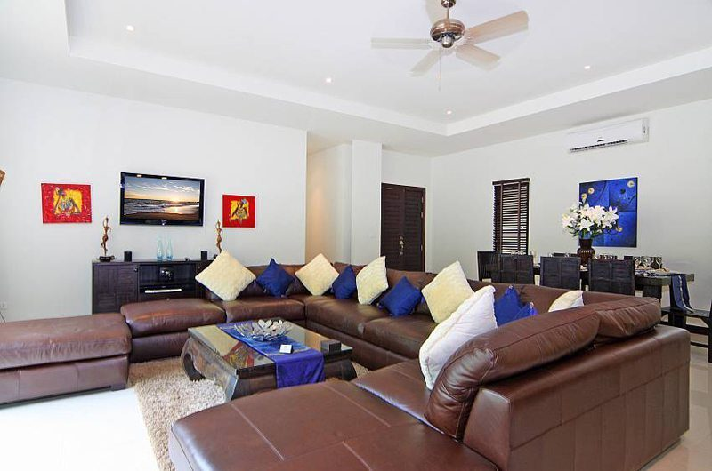 Villa Anyamanee Living Area | Phuket, Thailand