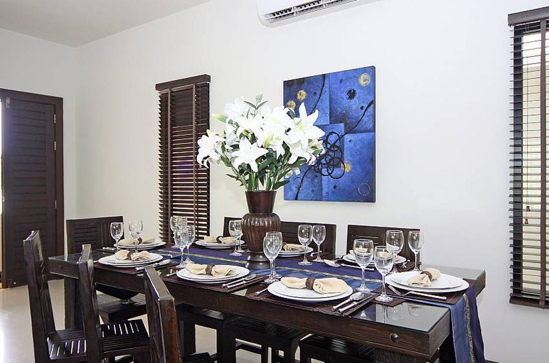 Villa Anyamanee Dining Area | Phuket, Thailand