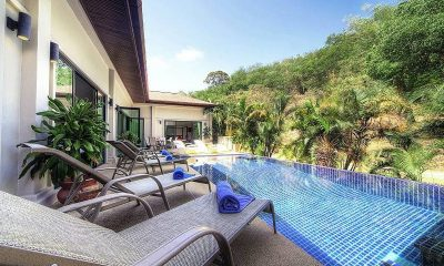 Villa Gaew Jiaranai Swimming Pool | Phuket, Thailand