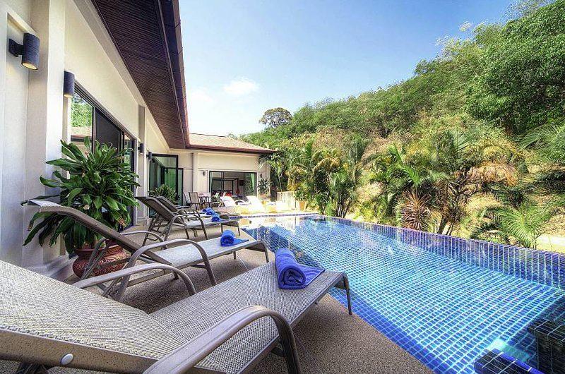 Villa Gaew Jiaranai Swimming Pool   Phuket, Thailand