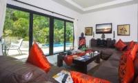 Villa Gaew Jiaranai Living Room   Phuket, Thailand