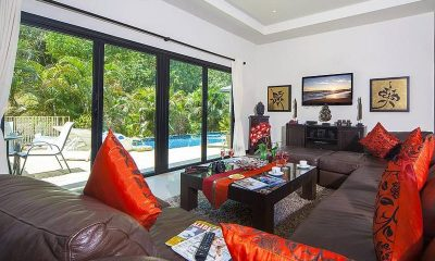 Villa Gaew Jiaranai Living Room | Phuket, Thailand