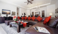 Villa Gaew Jiaranai Living Area   Phuket, Thailand