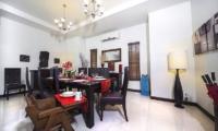 Villa Gaew Jiaranai Dining Area   Phuket, Thailand