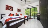 Villa Gaew Jiaranai Twin Bedroom   Phuket, Thailand