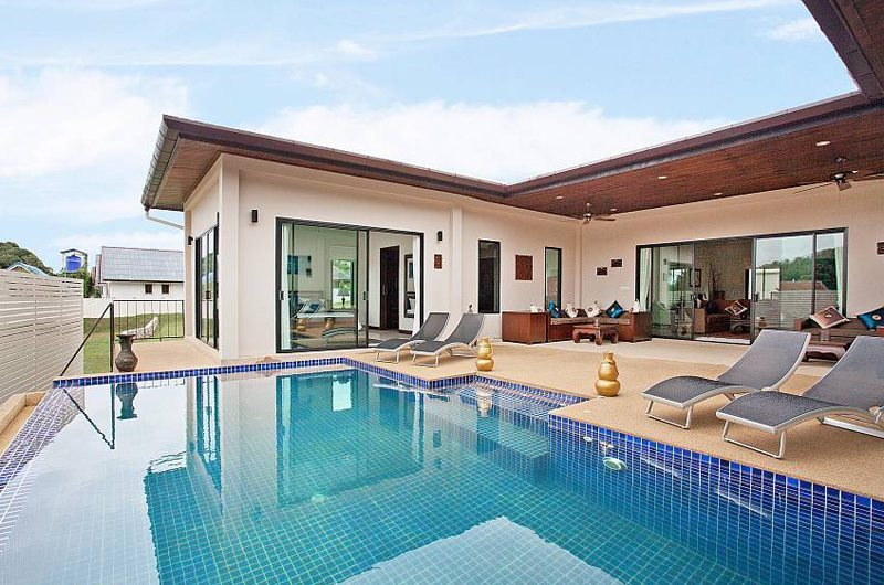 Villa Kaimook Andaman Swimming Pool | Phuket, Thailand