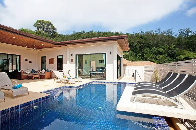 Villa Kaimook Andaman Pool Side   Phuket, Thailand