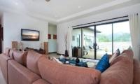Villa Kaimook Andaman Living Room   Phuket, Thailand