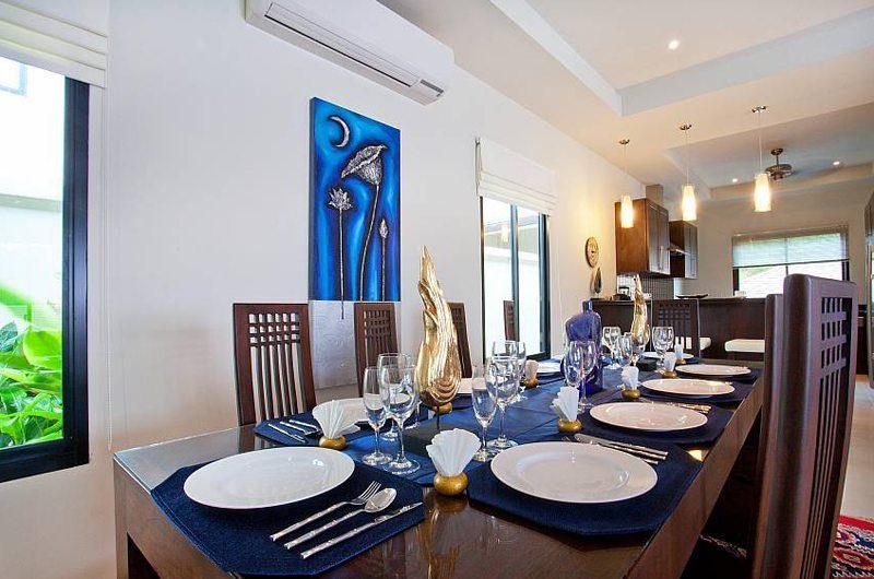 Villa Kaimook Andaman Dining Area   Phuket, Thailand
