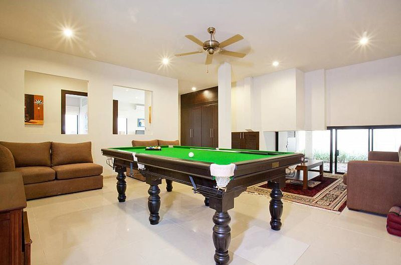 Villa Kaimook Andaman Pool Table | Phuket, Thailand