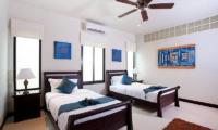 Villa Kaimook Andaman Twin Bedroom   Phuket, Thailand