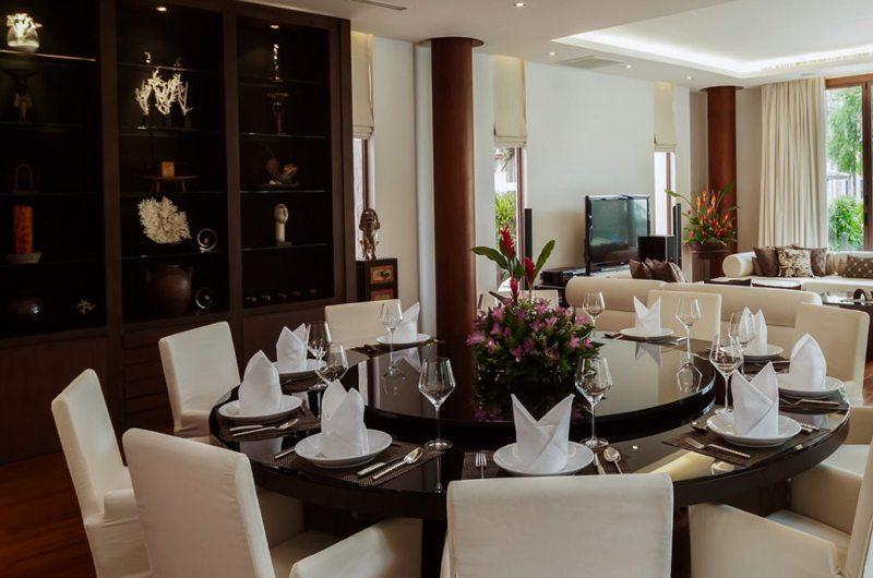 Villa Kalyana Phuket Dining Area | Phuket, Thailand