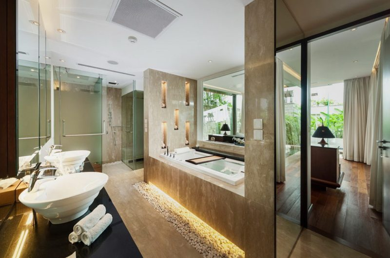 Villa Kalyana Phuket Bathroom Side View | Phuket, Thailand