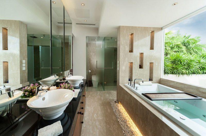 Villa Kalyana Phuket Master Bathroom | Phuket, Thailand