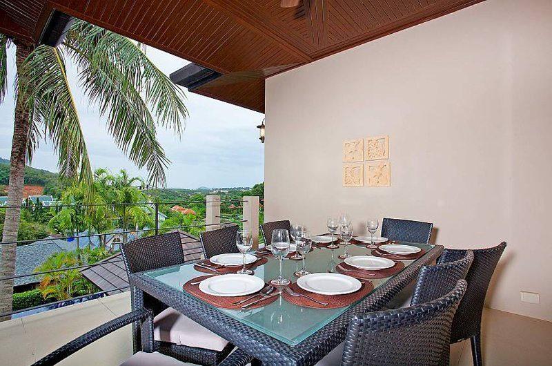 Villa Morakot Dining Area | Phuket, Thailand
