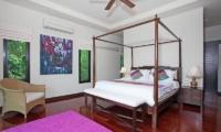 Villa Morakot Bedroom Front View | Phuket, Thailand
