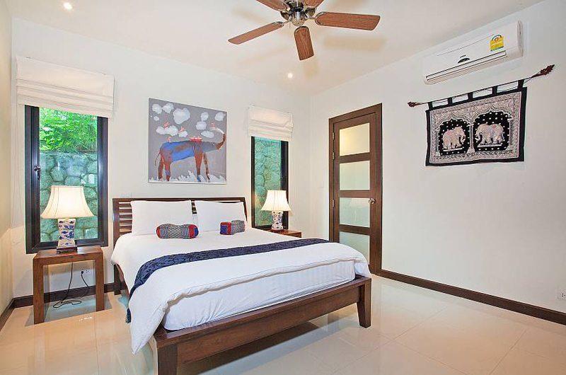 Villa Morakot Guest Bedroom One | Phuket, Thailand