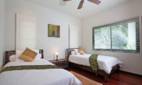 Villa Morakot Twin Bedroom | Phuket, Thailand