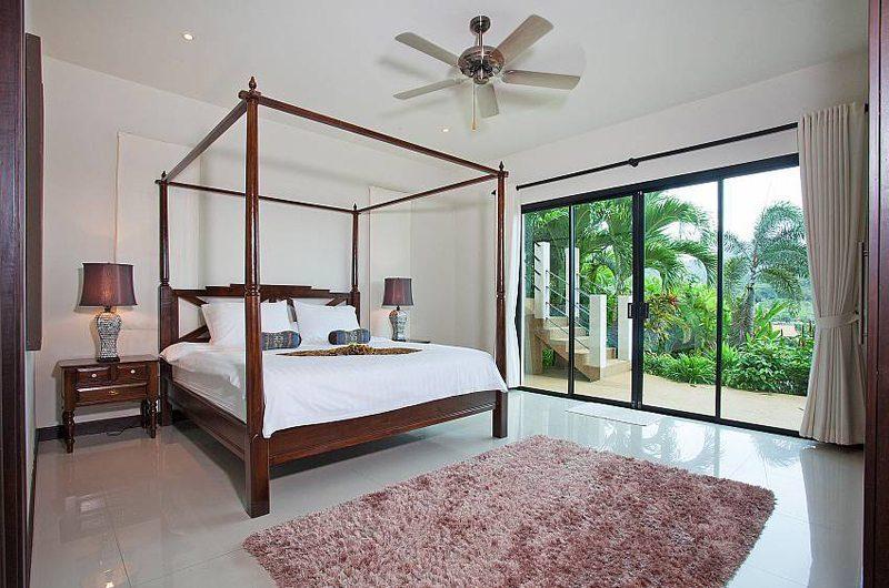 Villa Morakot Master Bedroom | Phuket, Thailand
