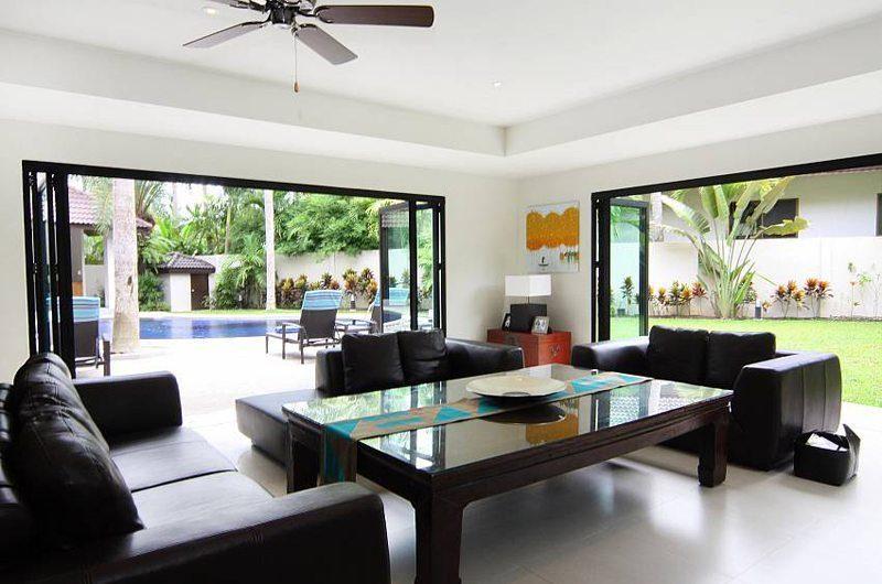 Villa Narumon Living Room | Phuket, Thailand