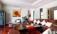 Villa Narumon Living Area | Phuket, Thailand