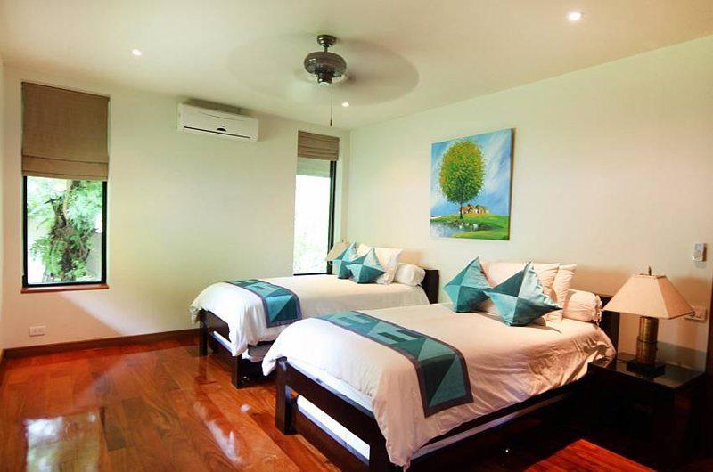 Villa Narumon Twin Bedroom | Phuket, Thailand