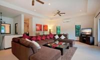 Villa Pagarang Living Area | Phuket, Thailand