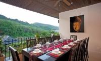 Villa Pagarang Outdoor Dining | Phuket, Thailand