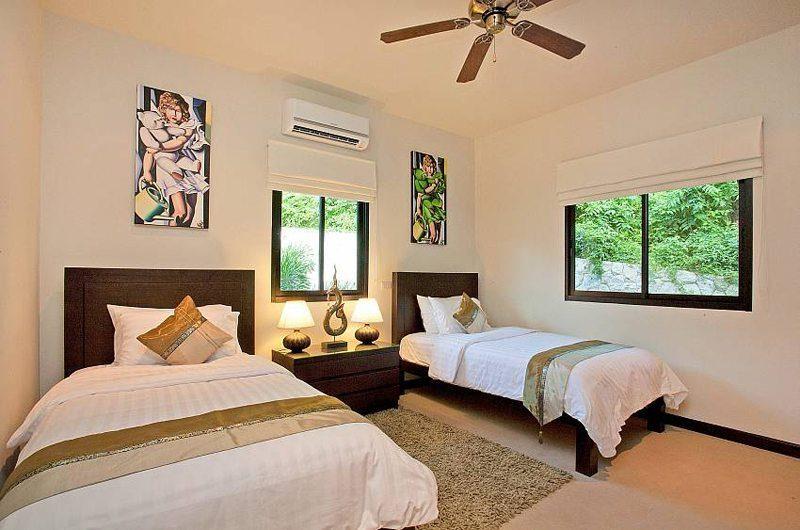 Villa Pagarang Twin Bedroom | Phuket, Thailand