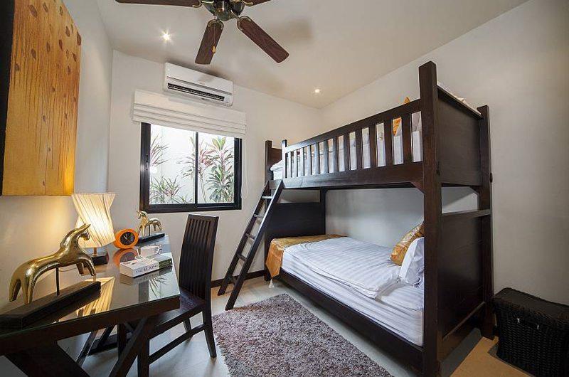 Villa Ploi Attitaya Bunk Beds | Phuket, Thailand