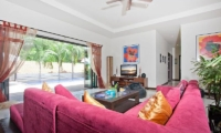 Villa Ploi Jantra Living Room | Nai Harn, Phuket