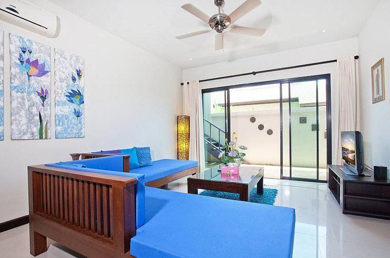 Villa Ploi Jantra Media Room | Nai Harn, Phuket