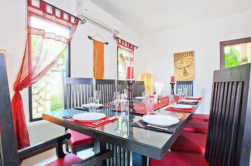 Villa Ploi Jantra Dining Room | Nai Harn, Phuket